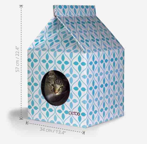 Petbo Cat House Measurement