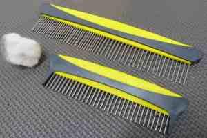 JW Pet Company 5-Inch Gripsoft Rotating Comfort Comb