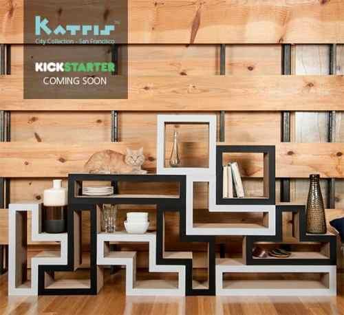 Katris Cardboard Cat Furniture Kickstarter Campaign Mono Collection
