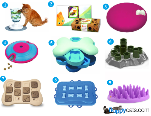Cat Games - Puzzle Toys for Cats