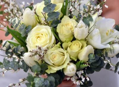 bukiet slubny flora love
