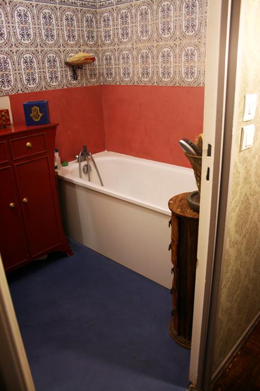 rnover un carrelage ancien perfect renover parquet ancien. Black Bedroom Furniture Sets. Home Design Ideas