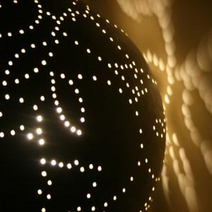 Luminaire béton ciré Flore MolinaroLuminaire béton ciré Flore Molinaro