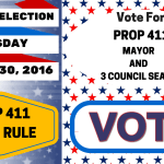 Primary Election August 2016