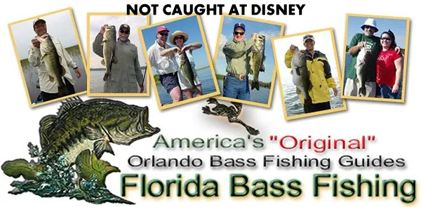 Fishing Disney vs Orlando Fishing