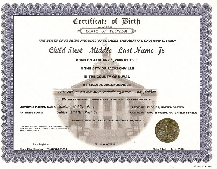 free orange county florida marriage records