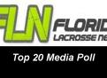 Top 20 Media Poll Logo