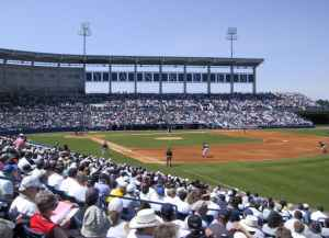 Steinbrenner Field in Tampa