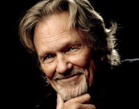 Kris Kristofferson will headline the 3:30 p.m. March 12 show.