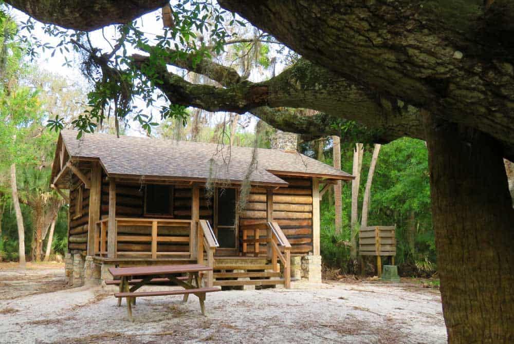 Myakka river state park sarasota for wildlife nature for Florida state parks cabins