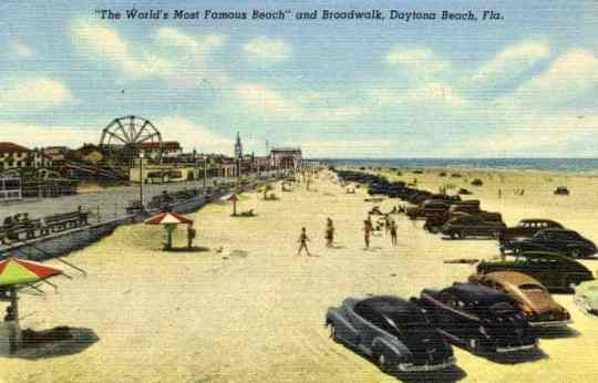Postcard courtesy of Florida Memory Project