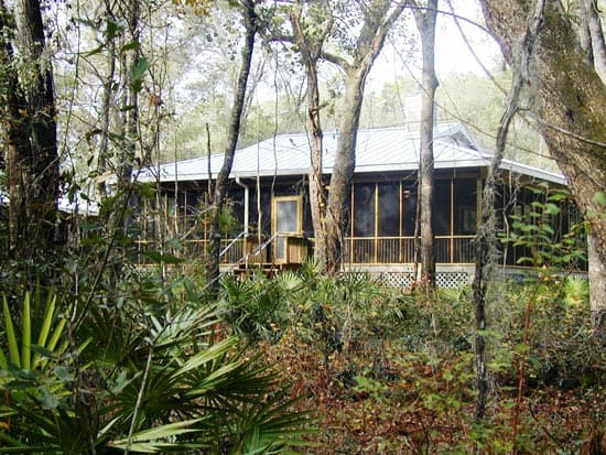 Best rv camping along i 75 in north florida florida rambler for Florida state parks cabins