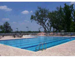 Lake Jovita Pool at the Clubhouse