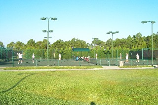 Heritage Pines Tennis Courts