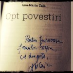 "VLOG: Despre cărti si despre cartea ""8 Povestiri"""