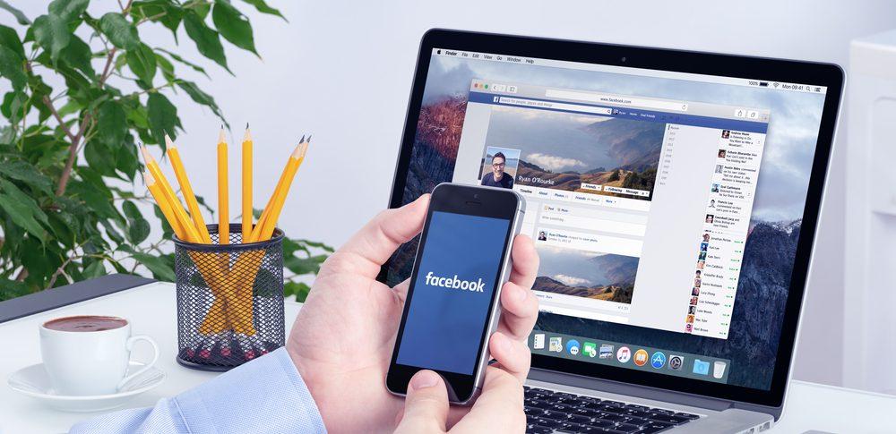 News Feed Facebook shutterstock_293765597
