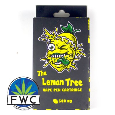 The Lemon Tree Vape Pen Cartridge