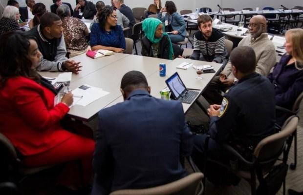 Engaging Communities in Reducing Gun Violence