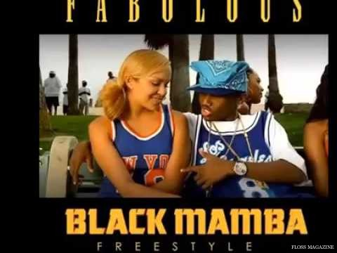 Fabolous | Black Mamba Freestyle