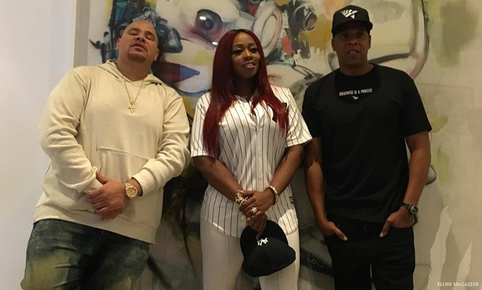 NEW MUSIC: FAT JOE & REMY MA FEAT. JAY Z – 'ALL THE WAY UP (REMIX)'