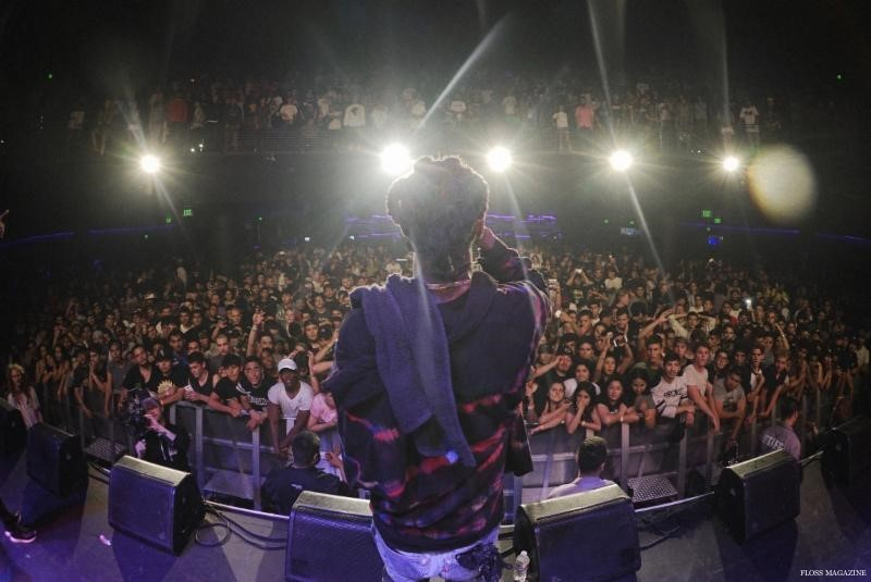 "Video: Joey Bada$$ shares live video for ""Devastated"""