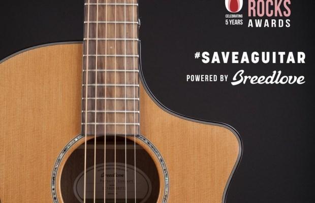 Save a Guitar Contest
