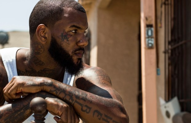 The Game All Eyez Video Image