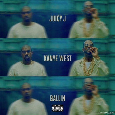 "New Music: Juicy J Drops ""Ballin"" ft. Kanye West"