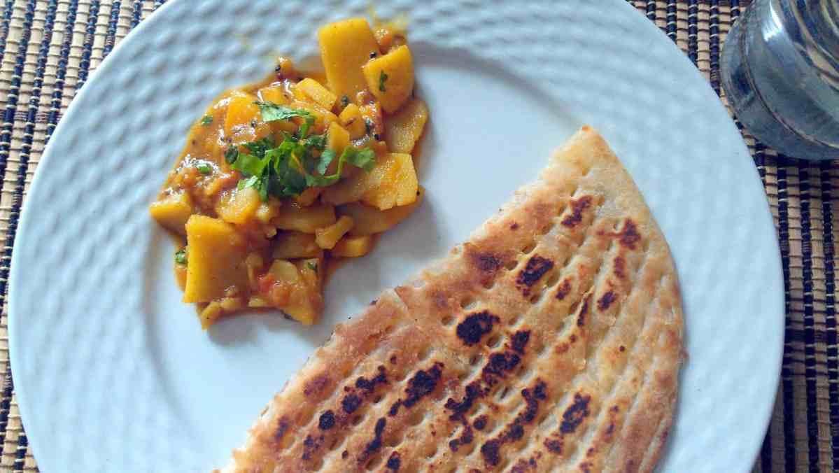 Aalu Shorba or Potato Curry