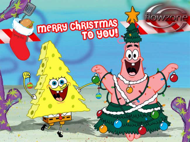 Merry Christmas Spongebob