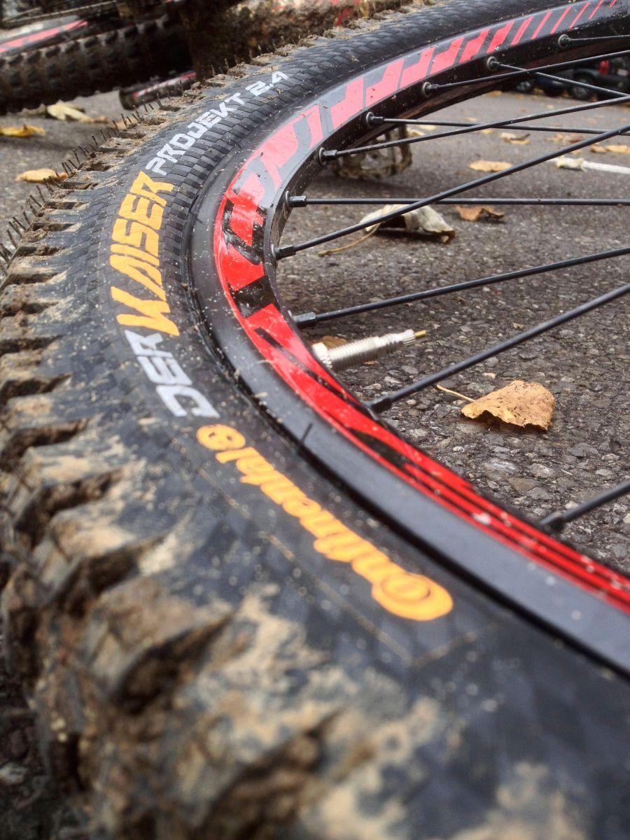 Die besten Mountainbike Reifen - Eine Übersicht
