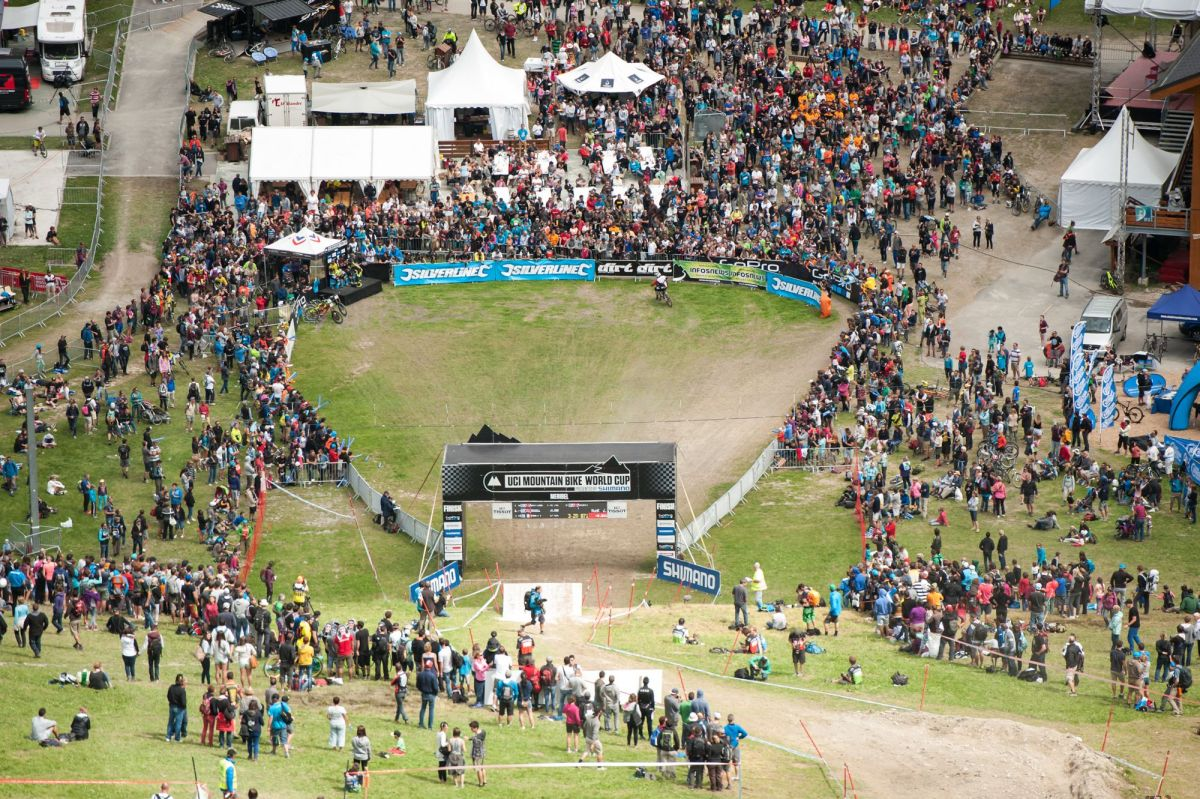 Mountain Bike World Cup Lenzerheide