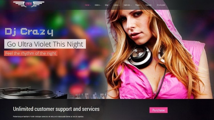 17 Best Dark WordPress Themes