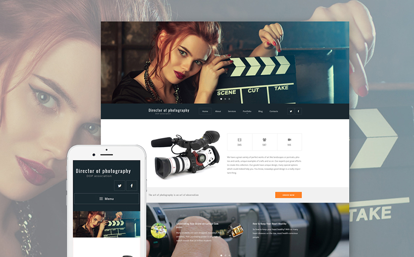 photography-director-template