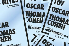 Win Tickets to [PIAS] featuring  TOY // Oscar // Thomas Cohen
