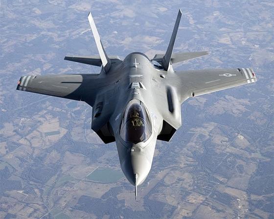 F-35 jet fighter
