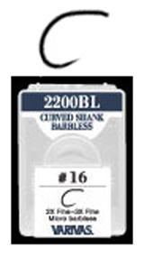 Varivas 2200BL Hooks