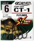 Owner Carp Hooks CT-1