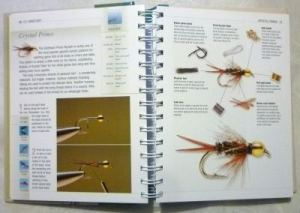 Fly Tying For Beginners Book  by P Gathercole