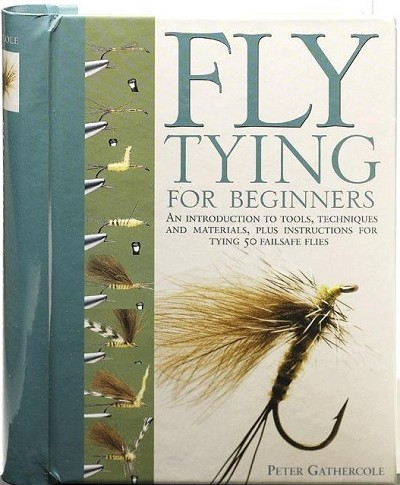 Turrall Beginner Fly Tying kit Everything to get started to make loads of flies
