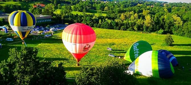 16 -17 giugno🎈 La Mongolfiera Comune di Capannori al 7° Balloon Festival di Pollone, Biella.