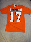 JEFF CARTER PHILADELPHIA FLYERS PLAYER TSHIRT