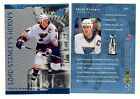 1X CHRIS PRONGER 1998 99 Upper Deck LS20 LORD STANLEY HEROES INSERT Lots Availa