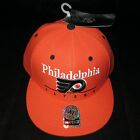 Philadelphia Flyers 47 Brand Snapback Orange Cap Hat Embroidered Logo NEW