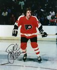 BILL CLEMENT PHILADELPHIA FLYERS STANLEY CUP CHAMPION SIGNED 8X10 PHOTO