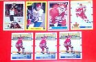 7ct Lot Eric Lindros 1990 91 Score 7th inningPremier Rookie Cards