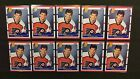 10 Card Lot 1990 91 Score Hockey Mike Ricci RC 433 Philadelphia Flyers