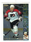 95 96 Topps Eric Lindros Profiles Insert PF7 Mint