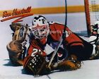 RON HEXTALL PHILADELPHIA FLYERS UNSIGNED 8X10 DIVING SAVE PHOTO