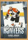 ONLY 1 ON EBAY 08 09 Upper Deck BIG GAME HUNTERS Daniel Briere RARE SP